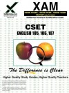 CSET English 105, 106, 107 - Sharon Wynne