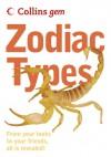 Collins Gem – Zodiac Types - Collins UK, HarperCollins, The Diagram Group