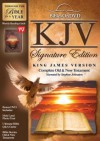 KJV Signature Edition Bible: Complete Old & New Testament - Anonymous, Stephen Johnston