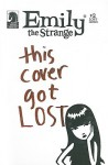 Emily The Strange: This Cover Got Lost (Dark Horse Comics Series 1, Issue #2 - The Lost Issue(s)) - Rob Reger, Jessica Gruner