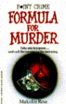 Formula for Murder - Malcolm Rose