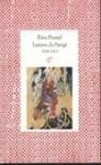 Lettere da Parigi - Ezra Pound, Marina Premoli