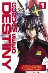 Gundam Seed Destiny 1 (Gundam (Del Rey) (Graphic Novels)) - Masatsugu Iwase, Yoshiyuki Tomino