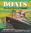 Boats: Speeding! Sailing! Cruising! - Patricia Hubbell, Megan Halsey, Sean Addy