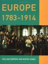 Europe 1783 1914 - William Simpson