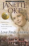 Love Finds a Home - Janette Oke