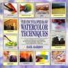The Encyclopedia of Water Color Techniques - Hazel Harrison