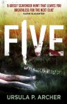 Five - Ursula Poznanski, Jamie Lee Searle