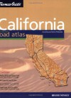 Thomas Guide California Road Atlas: Including Portions Of Nevada: Spiral (California Road Atlas) - Thomas Brothers Maps