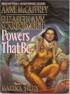 Powers That Be: Petaybee: Powers Trilogy, Book 1 (MP3 Book) - Anne McCaffrey, Elizabeth Ann Scarborough, Marina Sirtis