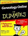 Genealogy Online for Dummies - Matthew L. Helm, April Leigh Helm