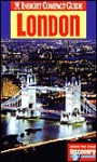 Insight Compact Guide London - Insight Guides, Hans Latja, Brian Bell