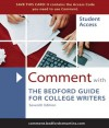 Comment for the Bedford Guide for College Writers - X.J. Kennedy, Dorothy M. Kennedy, Sylvia A. Holladay