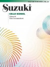 Suzuki Cello School: Cello Part / Piano Accompaniments, Volume 10 (Suzuki Method Core Materials) - Shinichi Suzuki, Alfred A. Knopf Publishing Company