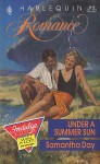 Under A Summer Sun (Harlequin Romance, #3015) - Samantha Day