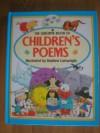 The Usborne Book of Children's Poems (Poetry Books) - Stephen Cartwright