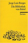 Die Bibliothek von Babel - Jorge Luis Borges