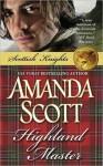 Highland Master (Scottish Knights Trilogy #1) - Amanda Scott