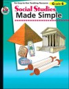 Social Studies Made Simple, Grade 6 - School Specialty Publishing