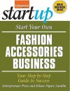 Start Your Own Fashion Accessories Business - Entrepreneur Press