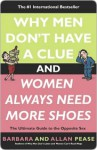 Why Men Don't Have a Clue and Women Always Need More Shoes: The Ultimate Guide to the Opposite Sex - Barbara Pease, Allan Pease
