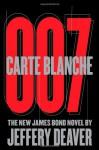Carte Blanche (James Bond) - Jeffery Deaver