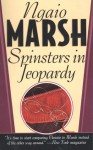 Spinsters in Jeopardy (Audio) - Ngaio Marsh, Nadia May