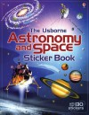 Astronomy and Space Sticker Book - Emily Bone