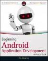 Beginning Android Application Development - Wei-Meng Lee