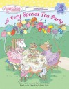 A Very Special Tea Party [With Over 75 Reusable Stickers] - Katharine Holabird