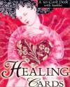 Healing Cards (Large Card Decks) - Caroline Myss