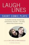 Laugh Lines: Short Comic Plays - Eric Lane, Nina Shengold