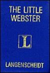 Langenscheidt's Lilliput Webster English Dictionary - Langenscheidt
