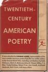 Twentieth-Century American Poetry - Conrad Aiken