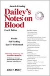 Dailey's Notes on Blood - John F. Dailey