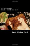 Parade's End: Book 1 - Some Do Not - Ford Madox Ford, Alex Struik
