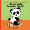 Como estas, pequeno Panda? - Marie-Helene Delval, Thierry Courtin