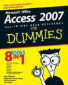 Microsoft Office Access 2007 All-In-One Desk Reference for Dummies - Alan Simpson