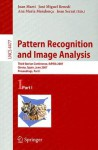 Pattern Recognition and Image Analysis: Third Iberian Conference, IbPRIA 2007 Girona, Spain, June 6-8, 2007 Proceedings, Part I - Joan Marti, Joan Serrat, José M. Benedí, Ana M. Mendonça