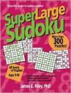 Super Large Sudoku - James Riley