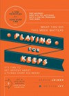 Playing For Keeps - Reggie Joiner