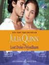 The Lost Duke of Wyndham - Kate Reading, Julia Quinn