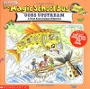 The Magic School Bus Goes Upstream: A Book About Salmon Migration - Nancy E. Krulik, Nancy Stevenson, Joanna Cole, Bruce Degen