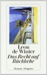 Das Recht auf Rückkehr - Leon de Winter, Hanni Ehlers