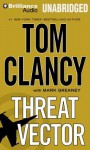 Threat Vector (Audiocd) - Tom Clancy, Lou Diamond Phillips, Mark Greaney