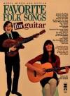 Music Minus One Guitar: Favorite Folks Songs for Guitar (Book & CD) - Dick Weissman, Judy Roderick