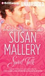 Sweet Talk (Bakery Sisters #1) - Susan Mallery, Thérèse Plummer