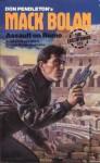 Assault On Rome - Mike Newton, Don Pendleton