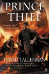 Prince Thief: From the Tales of Easie Damasco - David Tallerman