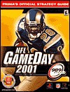 NFL GameDay 2001: Prima's Official Strategy Guide - Dimension Publishing